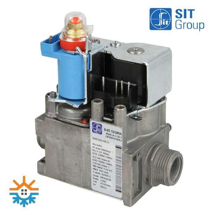 شیر گاز پکیج مدل sigma 845