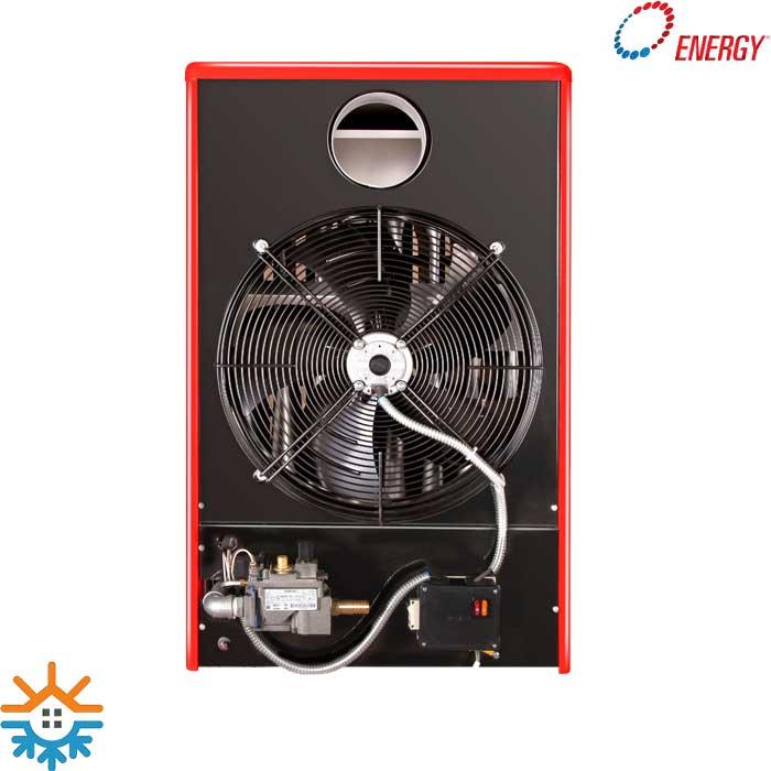 هیتر گازی دیواری انرژی مدل 625/640/641
