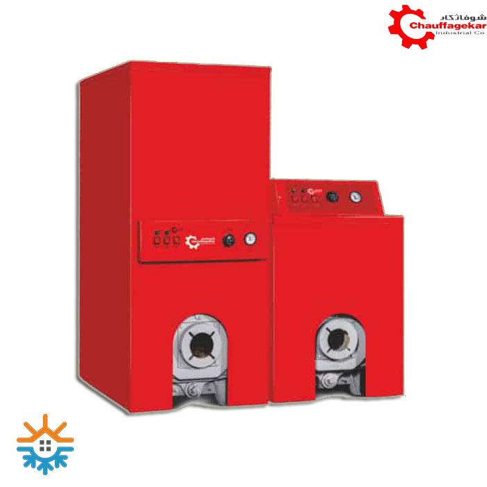 پکیج گرمایشی موتورخانه آذرخش شوفاژ کار