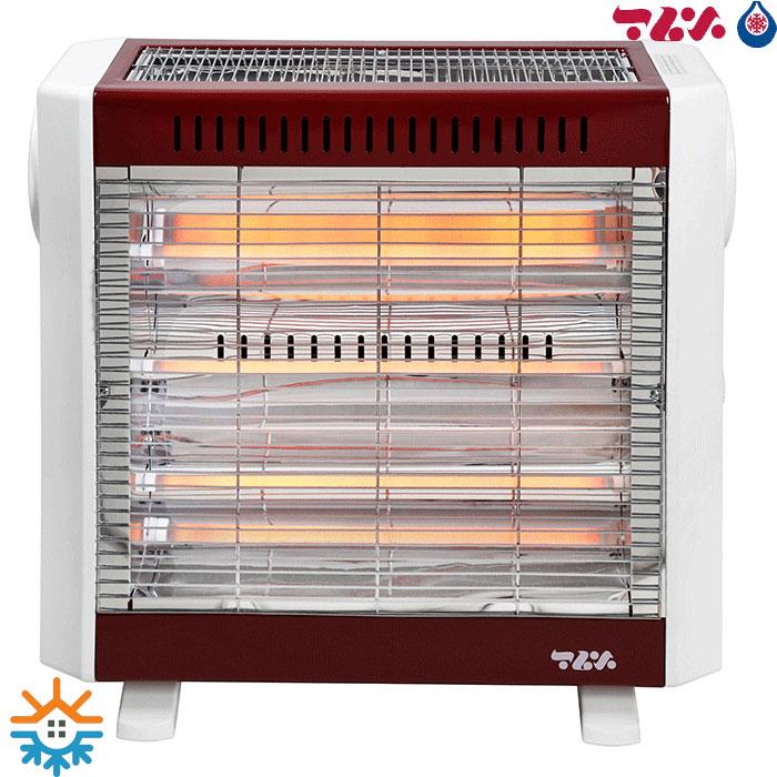 بخاری برقی فن دار برفاب QH-2200