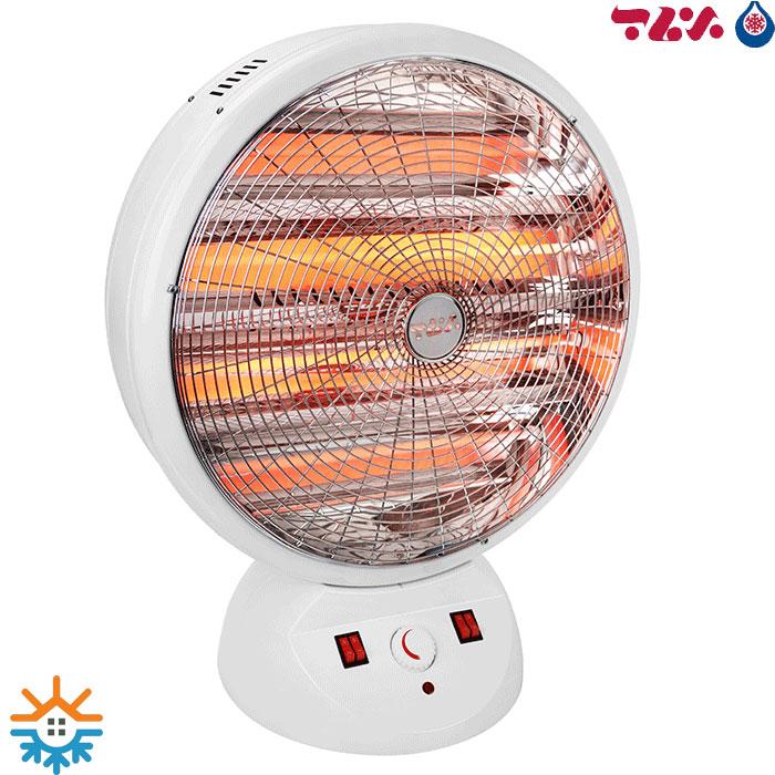 بخاری برقی فن دار برفاب QH-2500