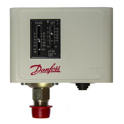 کلید کنترل فشار دانفوس مدل kp36
