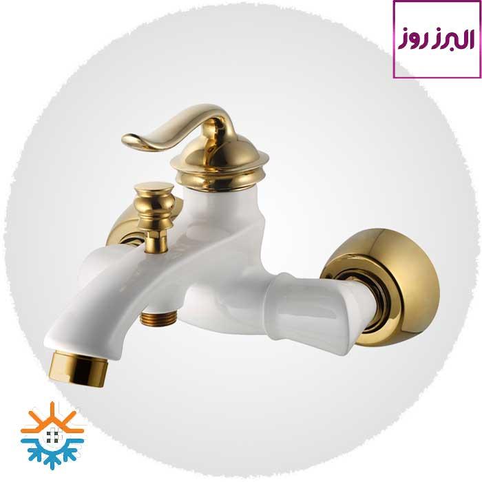 شیر حمام البرز روز مدل نیلا