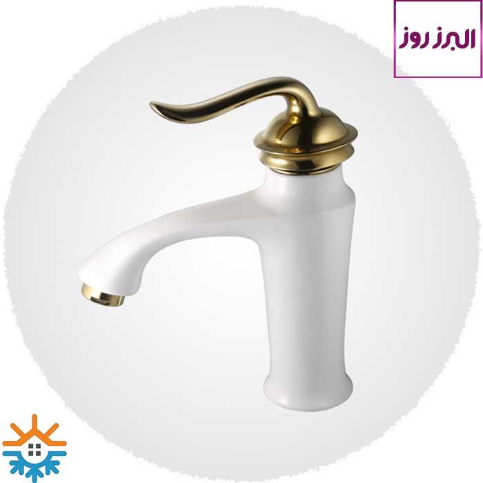 شیر روشویی البرز روز مدل نیلا